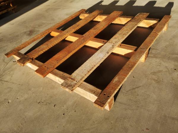 Palet lemn Brikston [1]