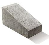 Bordura acces (trecere), symm 33, 50 x 25 cm, 25 cm grosime [0]