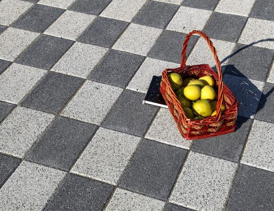 Pavaj Cammino Granito, grosime 6 cm [6]
