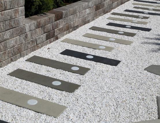 Dala Zen, 100 x 25 cm, grosime 10 cm 3