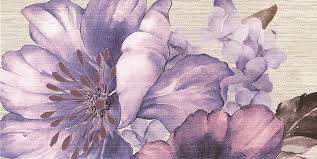 Faianta Decor Motive Tex, violet, 50 x 25 cm [0]