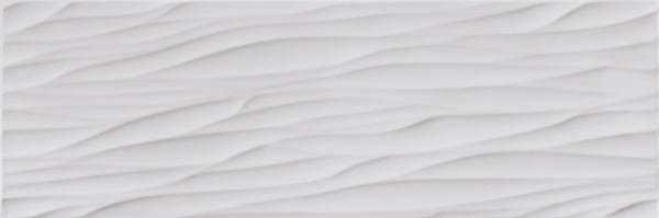 Faianta Structure Pattern Grey Wav Structure, 25 x 75 cm [0]