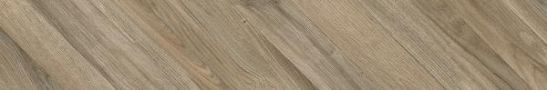 Gresie Chevronwood, bej, A, rectificata, 19.8 x 119.8 cm 0