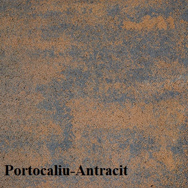 Pavaj Amplio mix color, 40 x 40 cm, grosime 6 cm [6]