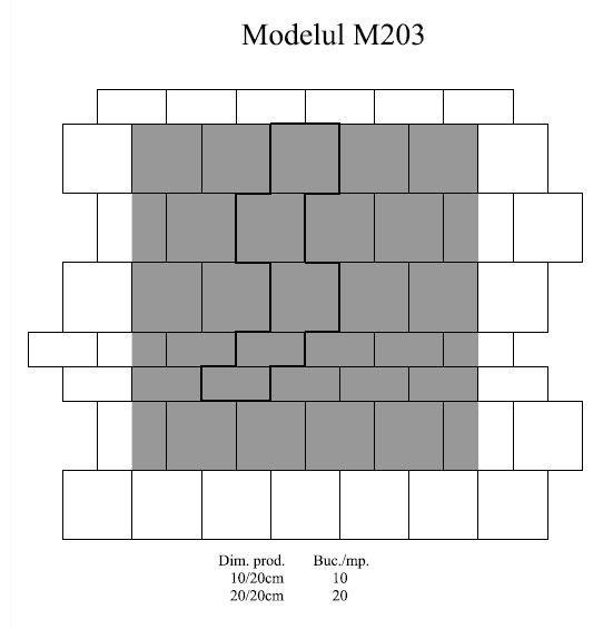 Pavaj Pavaj Patrat P4, gri-ciment, 40 x 40 cm, grosime 6 cm, gri-ciment, 40 x 40 cm, grosime 6 cm [6]