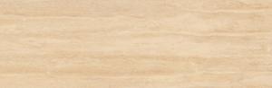 Faianta Classic Travertine, maro, rectificata, 24 x 74 cm0