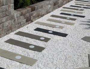 Dala Zen, 100 x 25 cm, grosime 10 cm3