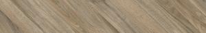 Gresie Chevronwood, bej, A, rectificata, 19.8 x 119.8 cm0