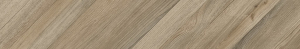 Gresie Chevronwood, bej, B, rectificata, 19.8 x 119.8 cm [0]