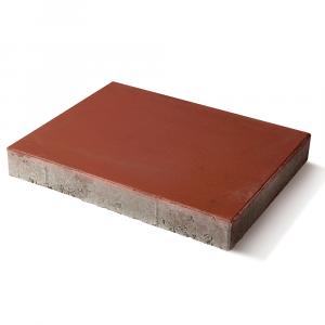 Pavaj Alegria, dreptunghi, roșu, 21 x 14 cm0