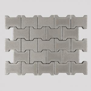 Pavaj Dublu T, gri, 20 x 16,5 cm [3]