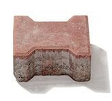Pavaj Dublu T, roșu, 20 x 16,5 cm [0]