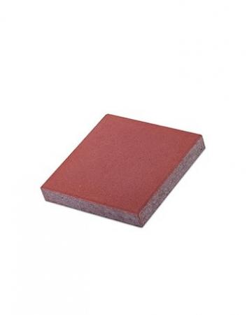 Pavaj Pavaj Patrat P4, rosu, 40 x 40 cm, grosime 6 cm, rosu, 40 x 40 cm, grosime 6 cm [0]