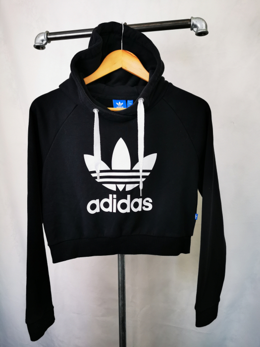 Hanorac Adidas Cropped XS 0