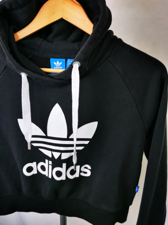 Hanorac Adidas Cropped XS2