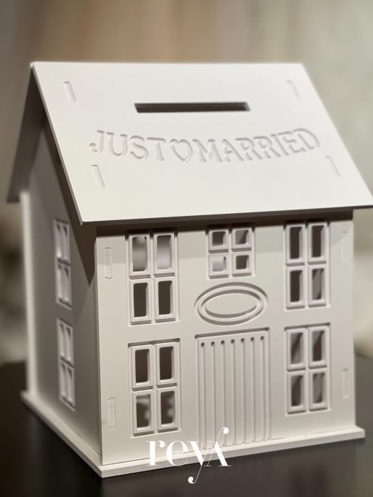 Casuta de dar Just Married [0]