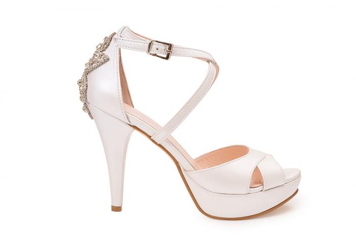 Pantofi de mireasa Model 02 [0]