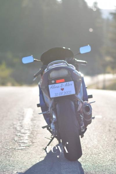 Placute inmatriculare moto [0]