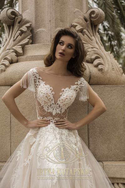 Rochie de mireasa Kathrine [1]