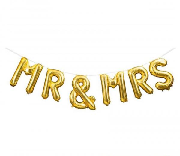 Set baloane folie Mr & Mrs [0]