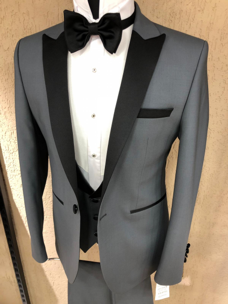 Costum barbati Grey Groom [0]