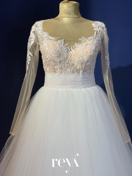 Rochie de mireasa Ines [1]