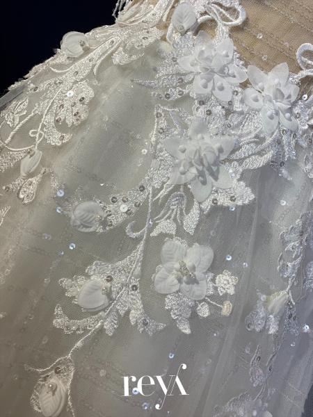 Rochie de mireasa Luce 3D [3]
