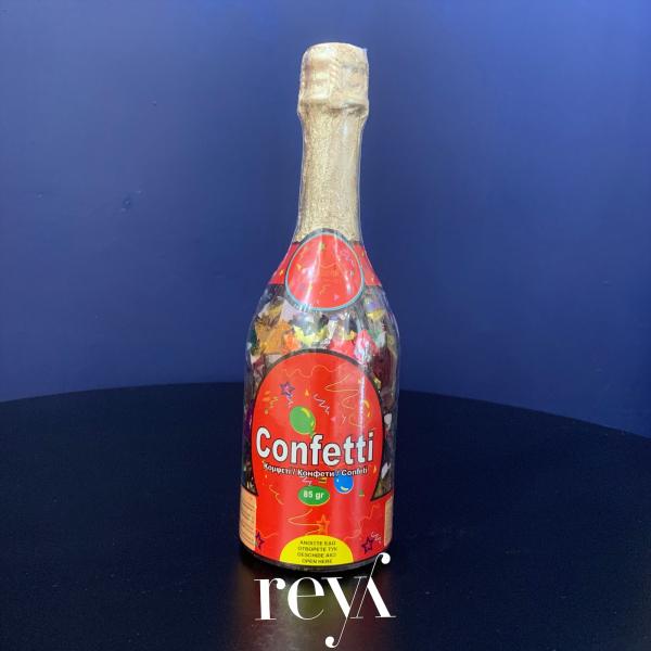 Confetti sticla sampanie [0]