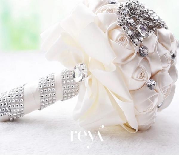 Buchet Luxury Ivory [1]