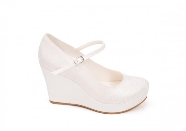 Pantofi de mireasa Model 12 [0]