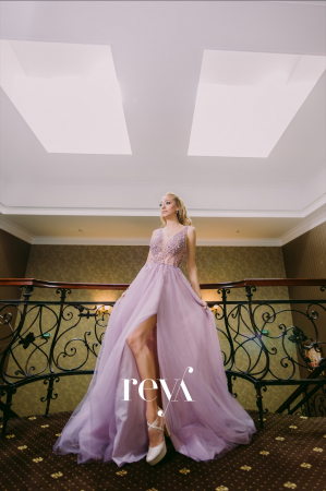 Rochie de seara Light Purple [0]