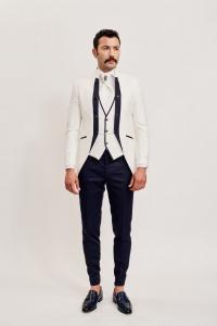 Costum barbati White Groom [0]