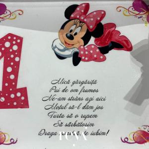 Set tava mot fete Minnie Mouse [2]