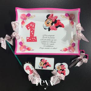 Set tava mot fete Minnie Mouse [0]