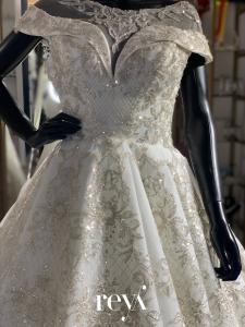 Rochie de mireasa Reya [2]