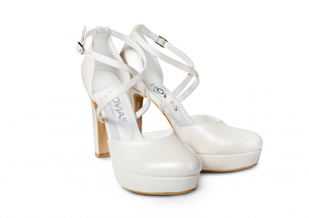 Pantofi de mireasa Model 01 [0]
