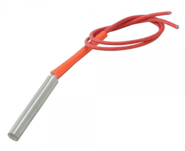 Rezistenta electrica de incalzire cartus 6mmx120mm 220V 200W 0