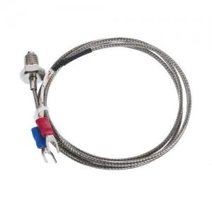 Termocupla tip K cu prindere M6 cablu 100cm 0