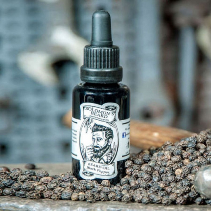 Ulei barba si mustata 30 ml 2