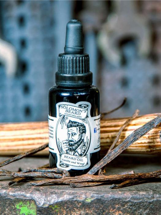 Ulei barba si mustata 30 ml 1