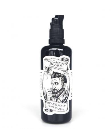 Sampon pentru barba si mustata, 100 ml.0