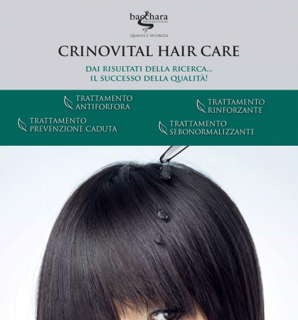Tratament Crinovital Intaritor, Sampon 1000 ml + Ser 12 fiole de 8 ml.1