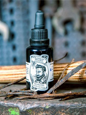 Ulei barba si mustata 30 ml1