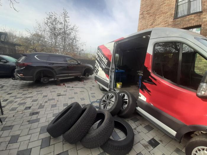 Pachet schimb de anvelope autoturisme [0]