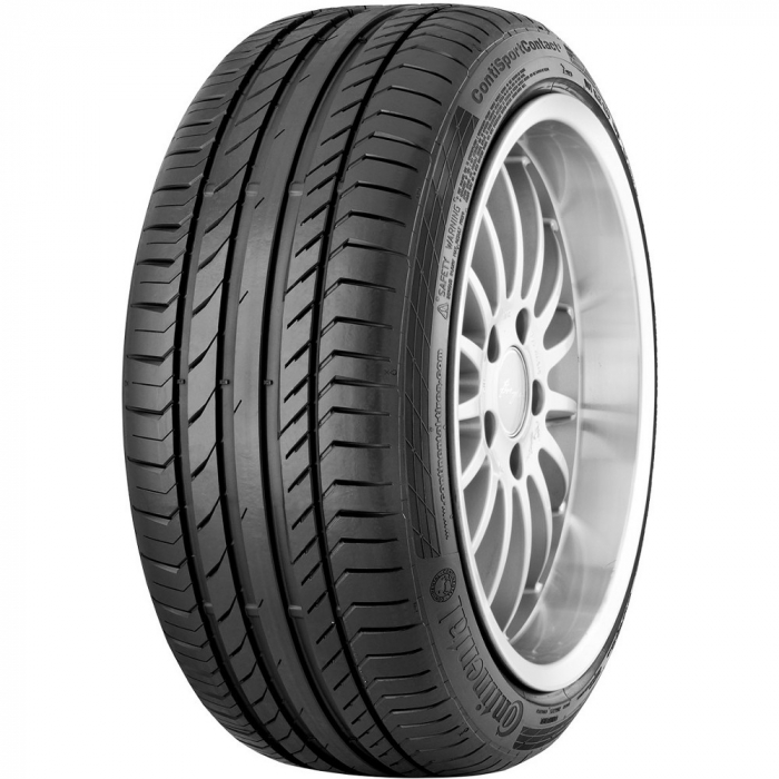 SPORT CONTACT 5 SUV 255/45R20 0