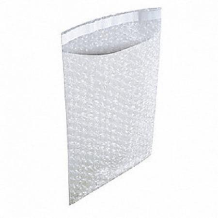 Pungi din folie cu bule de aer, 170x220+40 mm, inchidere clapeta adeziv permanent, 100 buc/set1