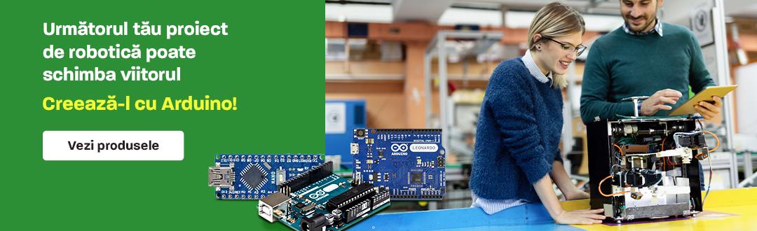 Creeaza Viitorul Cu Arduino