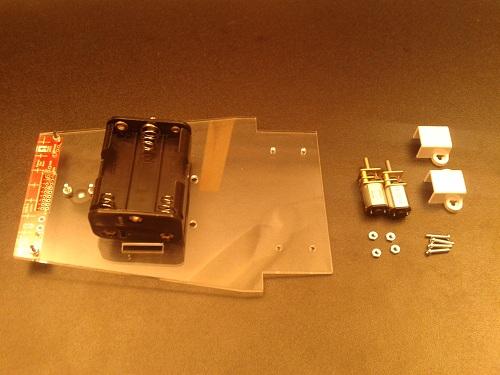 Platforma Robot LineFollower nivel competitie 15