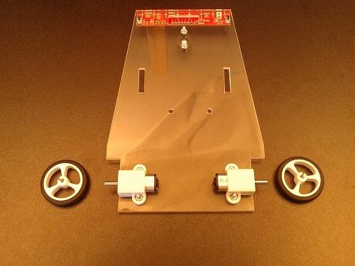 Platforma Robot LineFollower nivel competitie 24
