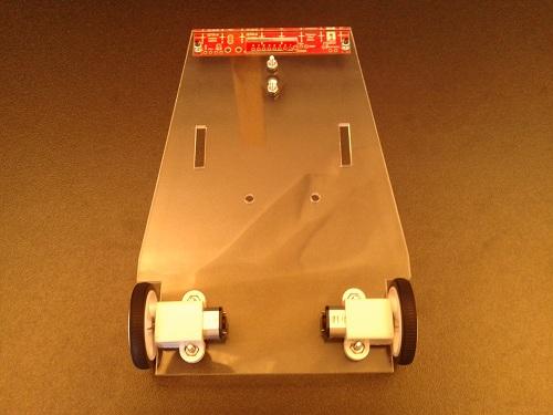 Platforma Robot LineFollower nivel competitie 0